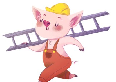 Pig Worker